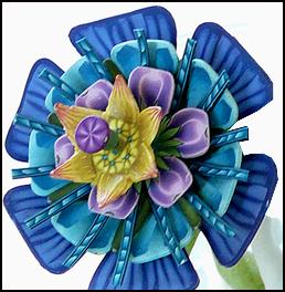 Carol Simmons Fantasy Flower